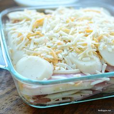 Scalloped Potatoes and Ham   NoBiggie.net