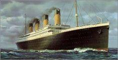 RMS Titanic, Ship of Dreams