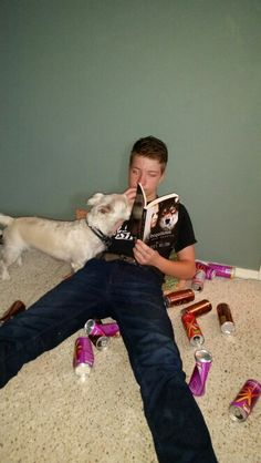 Even the dog wants to read this... #StaceyNelson,  #WhoIsReadingUbiquitousNow,  #Hallowedmoon.webs.com