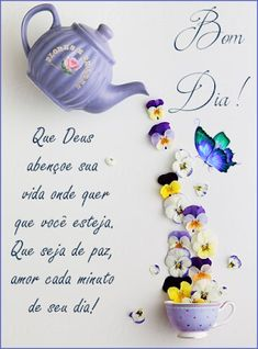 Flores e Frases: Bom dia Inspirational Quotes, Bob Hairstyle, Curly Bob, Bacon, Album, Disney, Instagram, Good Night Msg, Powerful Quotes