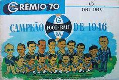 Revista Grêmio 70 - Campeões de 1946