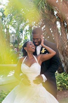 Sarasota, FL Wedding at the Ritz Carlton by Aaron Bornfleth Photography: Candace + George - Munaluchi Bridal Magazine