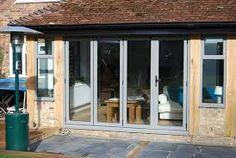 Bi-Fold and Sliding Doors Folding Doors, Patio Doors, Exterior Doors, French Doors, Deck, Windows, House, Screens, Image