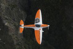 Electric airplane Hamiton aEro