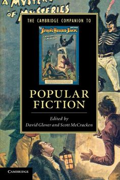 The Cambridge Companion to Popular Fiction (Cambridge Companions to Literature) - A delightful journey through the history of popular fiction. Perfect for the paperback aficionado!  - http://buytrusts.com/giftsets/2015/10/14/the-cambridge-companion-to-popular-fiction-cambridge-companions-to-literature/