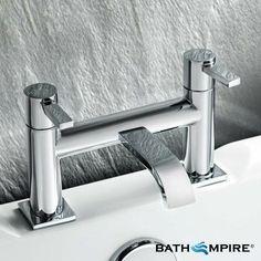 Bathroom Mixer Taps - Khone Bath Mixer Tap £61.99 from Bath Empire