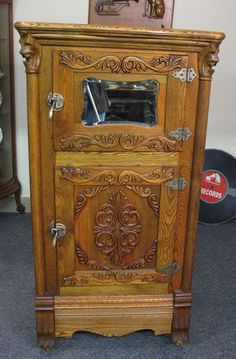 Antique Secretary Desk China Cabinet We Have One That