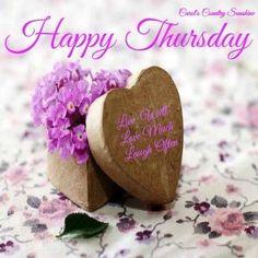 Happy Thursday :)