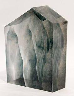 Myung Keun Koh, Body House photography on film, h: x w: x d: cm Photo Sculpture, Sculpture Art, Sculptures, Instalation Art, Travel Memories, Historical Sites, Cool Artwork, Mixed Media Art, Home Art