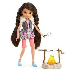 Moxie Girlz   Camping Adventure Doll Sophina