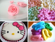 video of how to make fondant