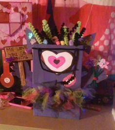 Valentines Monster Box