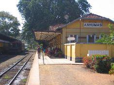 Estação Anhumas - Campinas/SP