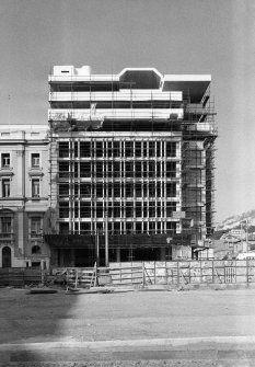 Greece, Athens, Bank Of Piraeus Greece History, Commercial Interiors, Athens, Greek, Retro, Building, Buildings, Retro Illustration, Greece