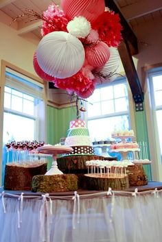 Owl Birthday Party - Kara's Party Ideas - The Place for All Things Party