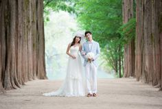 "Will always have this picture in ""Winter Sonata"" is the main. A new version of the Korea pre-wedding photoshoot is the tentative name of this version ""Winter Sonata"" referred to.  "" Metasequoia lane "" where more famous. Nami island was main filming location for the Korean.  Soap-opera "" Winter Sonata "" that become internationally famous.  Many people say one of the best scene was taken at Metasequia lane. They love Metasequia's exotic and magnificent look."
