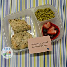 Quick & healthy adult #bento with Lunchbox Love for Loved Ones!