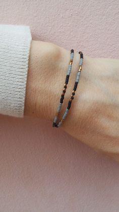 Minimalist bracelet. Tiny beaded bracelet.Tiny bracelet. Seed bead bracelet. Dainty beaded bracelet.Skinny bracelet. Delicate bracelet.