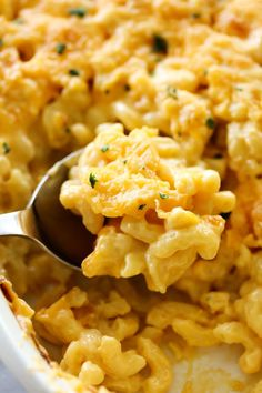This Mac and Cheese is my mom's famous recipe. It is creamy, cheesy and completely addictive! It makes for a fabulous side dish whoever it goes and is extremely popular! There is never any left! My mom has been making her famous Mac and Cheese recipe since before I can remember and I promise you… …