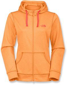 orange northface