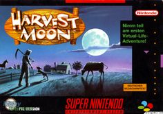 Harvest Moon (SNES)