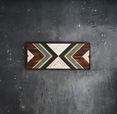 Reclaimed Wood Wall Art by H71 Designs studio, 2017. This reclaimed wood wall art symmetrical design is inspired by the classical design & colors of the old houses of north of Iran.
