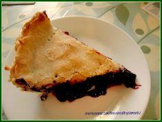 #glutenfree blueberry pie