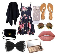"""flower me crazy"" by haileycardona on Polyvore featuring Ally Fashion, Acne Studios, Aéropostale, Lime Crime and Urban Decay"