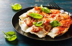 Aprenda a fazer deliciosas receitas de ravióli para se mostrar um verdadeiro chef italiano para toda a sua família e amigos!