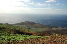 El Hierro- La Punta de la Orchilla o Cabo de Orchilla es el punto más occidental de la isla de El Hierro, de las Islas Canarias y de España. Los franceses establecieron el meridiano 0 en dicho punto en 1634.   El meridiano de El Hierro fue uno de los más usados hasta el cambio definitivo por el de la ciudad de Greenwich en 1885, durante una conferencia en Washington. Por eso, la isla de El Hierro también es conocida como la Isla del Meridiano.