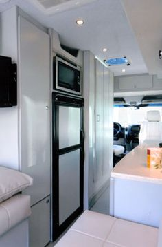 Sportsmobile Custom Camper Vans - Sprinter EB-110S