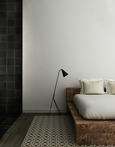 French By Design: Recycled beds and the floor