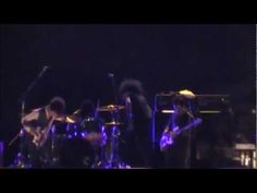 Omar Rodriguez Lopez Group - Rapid Fire Tollbooth/Goliath live at Fuji R...