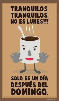 Necesito, frases, español, amor, vida  lunes