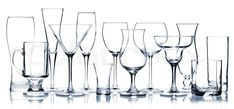 Luxury Barware Ideas You have the hardware. You bought the booze. You picked up the mixers. Your home bar is almost complete. Now you just need glassware. Gin Goblets, Cocktail Glassware, Cocktail Drinks, Holiday Cocktails, Alcoholic Drinks, Beverages, Irish Coffee, Types Of Glassware, Luxury Glasses