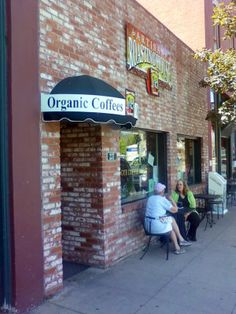 Rouge Coffee Roasters - downtown Grants Pass, Oregon My husband LOVES their beans.  He won't drink anything else.