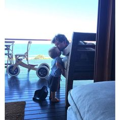 Cuteness Overload: Proof Chris Hemsworth Is The Most Adorable Dad Alive