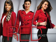 mary kay red jacket 2015 - Google Search