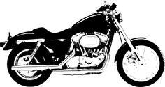 Claydowling, Harley, Davidson, Sportster, clip, MOTOR