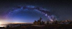 Milky way Rossfeld