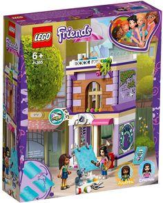 Klocki Lego Friends Atelier Emmy 41365 - Ceny i opinie - Ceneo. Elliev Toys, All Toys, Textile Intelligent, Legos, Lego Friends Sets, Atelier D Art, Cafe Racer Build, Buy Lego, The Potter's Wheel