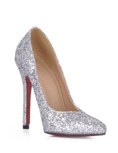 35811e4a798c Women s Sparkling Glitter Stiletto Heel Closed Toe Pumps With Sequin -  JJsHouse