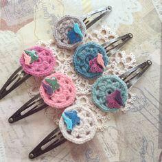 crochet hairpin