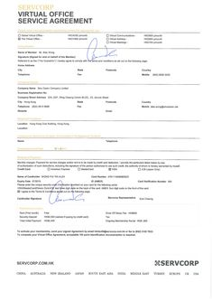 Browse Our Image Of Virtual Office Agreement Template Virtual Office Being A Landlord Things To Sell