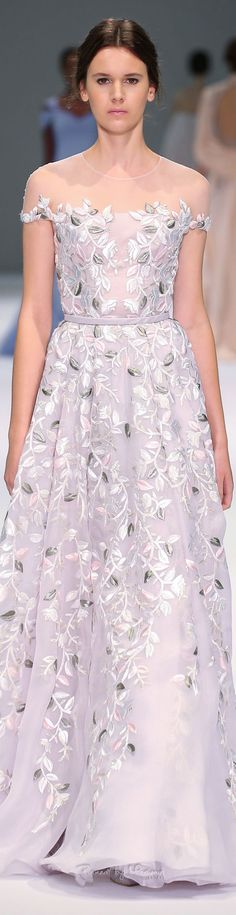 Ralph & Russo.Spring-summer 2015 - Couture.