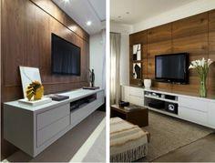 blog assim eu gosto estantes tv madeira e laca branca