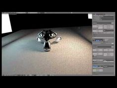 blender - Introduction to the Cycles Rendering Engine