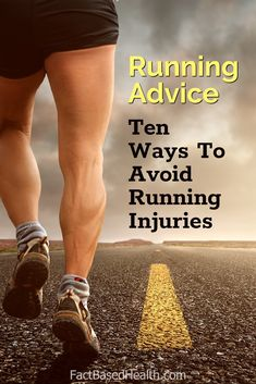 Top Ten Ways To Avoid Running Injuries - Fact Based Health Back Pain Relief, Stress Relief, How To Get Rid, How To Find Out, Running Injuries, Polycystic Ovarian Syndrome, Muscular Dystrophies, Printable Workouts, Fit Board Workouts