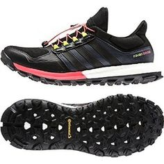 Agron Inc Adistar Raven Boost Adidas Womens Running Shoes Black/