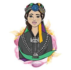 Mujer Mapuche African, Inspiration, Amazing Art, Painting, Tatto, Art, Ink Tattoo, African Crafts, Color
